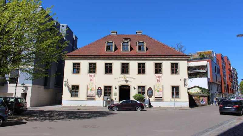 Schießhaus - neuer Sitz der ZID